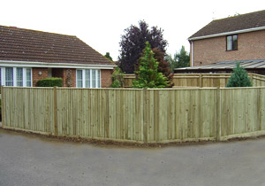 Fence panelling